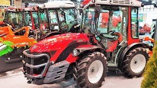 Antonio Carraro tractors 2018