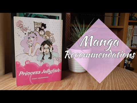 Manga Recs || Princess Jellyfish