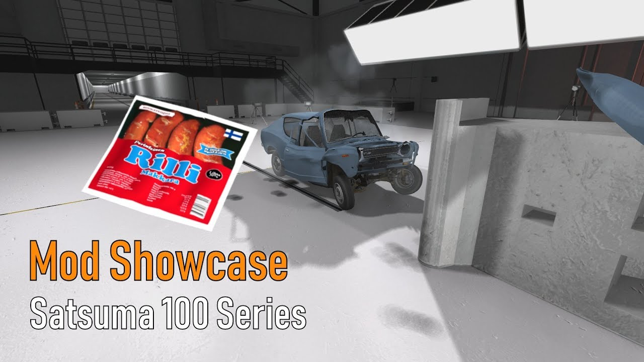 Outdated Satsuma 100 Series Beamng