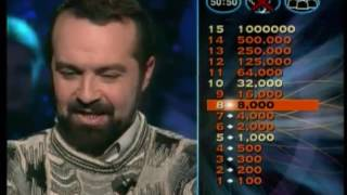 Who Wants To Be A Millionaire? Russia 30.12.1999