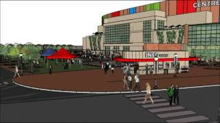 Downtown Centre Conceptual Design / Concept du Complexe au centre-ville