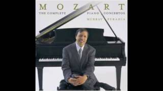 Murray Perahi: Mozart Piano Concerto No.2 K.39 2nd & 3rd movements