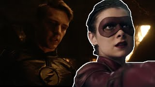 The Flash Season 2 Episode 16 Trailer Breakdown - Trajectory the Female Speedster!