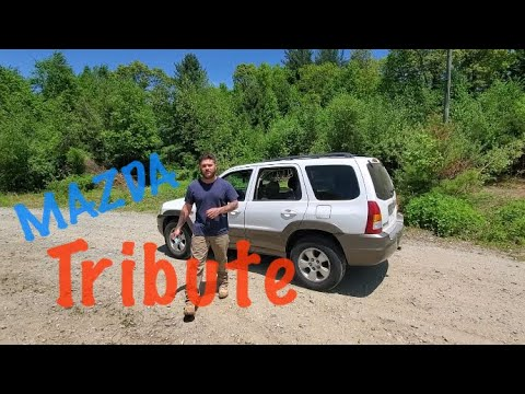 Durability Test And Review Mazda Tribute