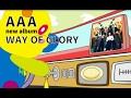 AAA 連続再生 youtube