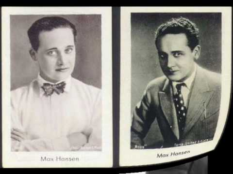 Max Hansen - Mehlspeis 1934