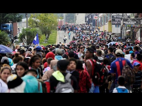جحافل من سكان هندوراس يفرون من بلادهم بسبب الفقر والعنف…  - نشر قبل 38 دقيقة