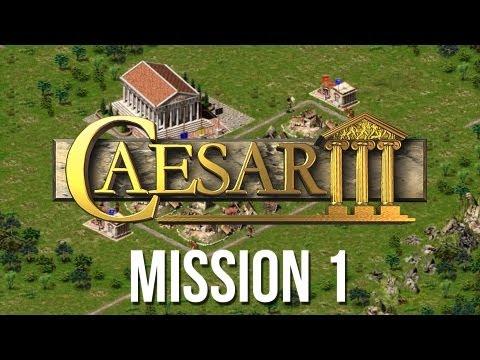 Caesar 3 - Intro & Mission 1 Playthrough [HD]