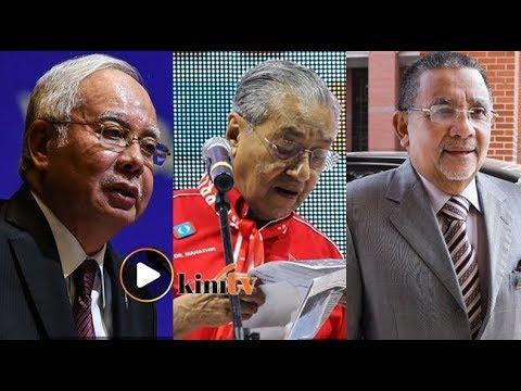 Dr M minta tolong, Najib sindir 'muka tebal', Isa Samad calon PRU14? - Sekilas Fakta 12 April 2018