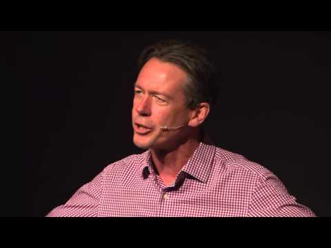 The power of confidence to change lives: Andrew Patterson at TEDxQueenstown