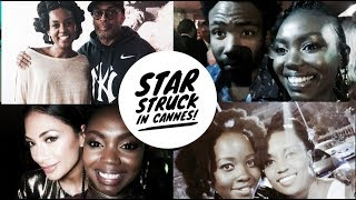 CANNES NIGHT LIFE - Naomi Campbell's Fashion Show, Spike Lee's Movie Premier || Patricia Kihoro