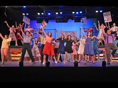Greasepaint - THE PAJAMA GAME - Sept 1 - 10