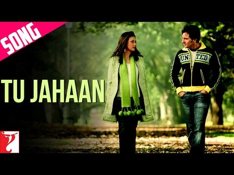Tu Jahaan Song | Salaam Namaste | Saif Ali Khan | Preity Zinta