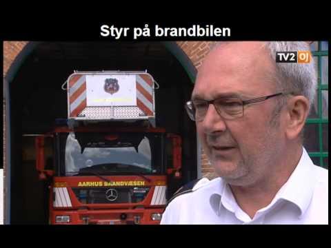Styr på Brandbilen - AMU-Fyn Simulator