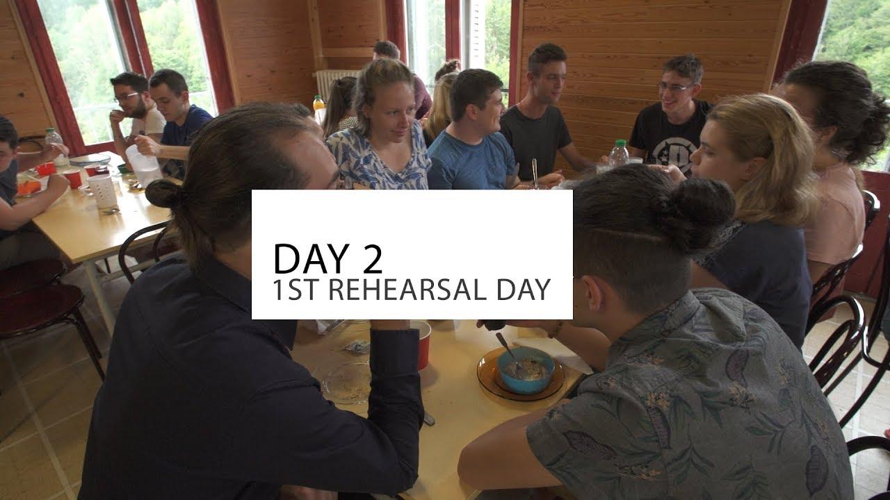 Trina Orchestra S3 E1 - Day 2