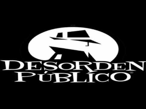 Desorden Publico - Paranoia Club mp3