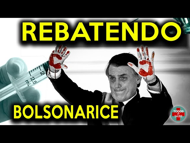 REBATENDO BOLSONARICES