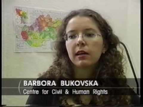 SLOVAKIA THE STERILISATION OF ROMA WOMEN Part 1 (year 2003 document)