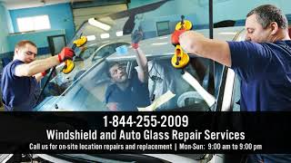 Windshield Replacement Paterson NJ Near Me - (844) 255-2009 Vehicle Glass Repair