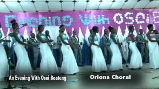 Anwanwa Din Jesus by Orion's Choir gh.