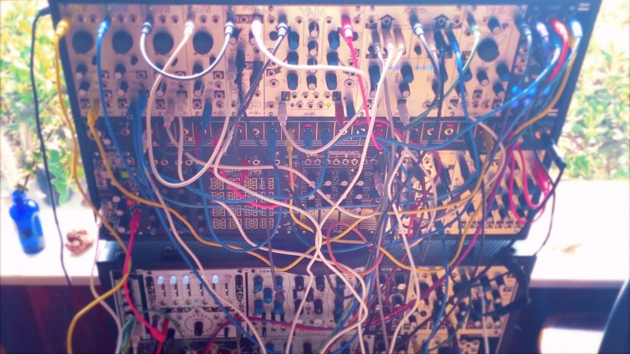 Kaitlyn Aurelia Smith - MakeNoise Tempi & 4ms Spectral Multiband Resonator
