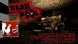 Deadpool – Diggin