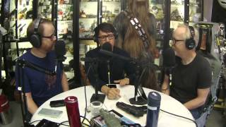 Potpourri and Part 3 - Still Untitled: The Adam Savage Project - 9/1/2015