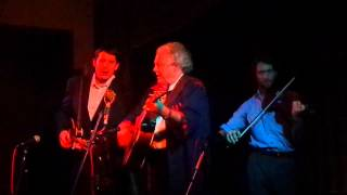 Peter Rowan Bluegrass Trio @ Turner RUC, Canberra, 2014. The First Whippoorwill.