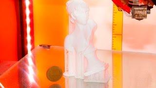 3D printer 司人形 第3.1回