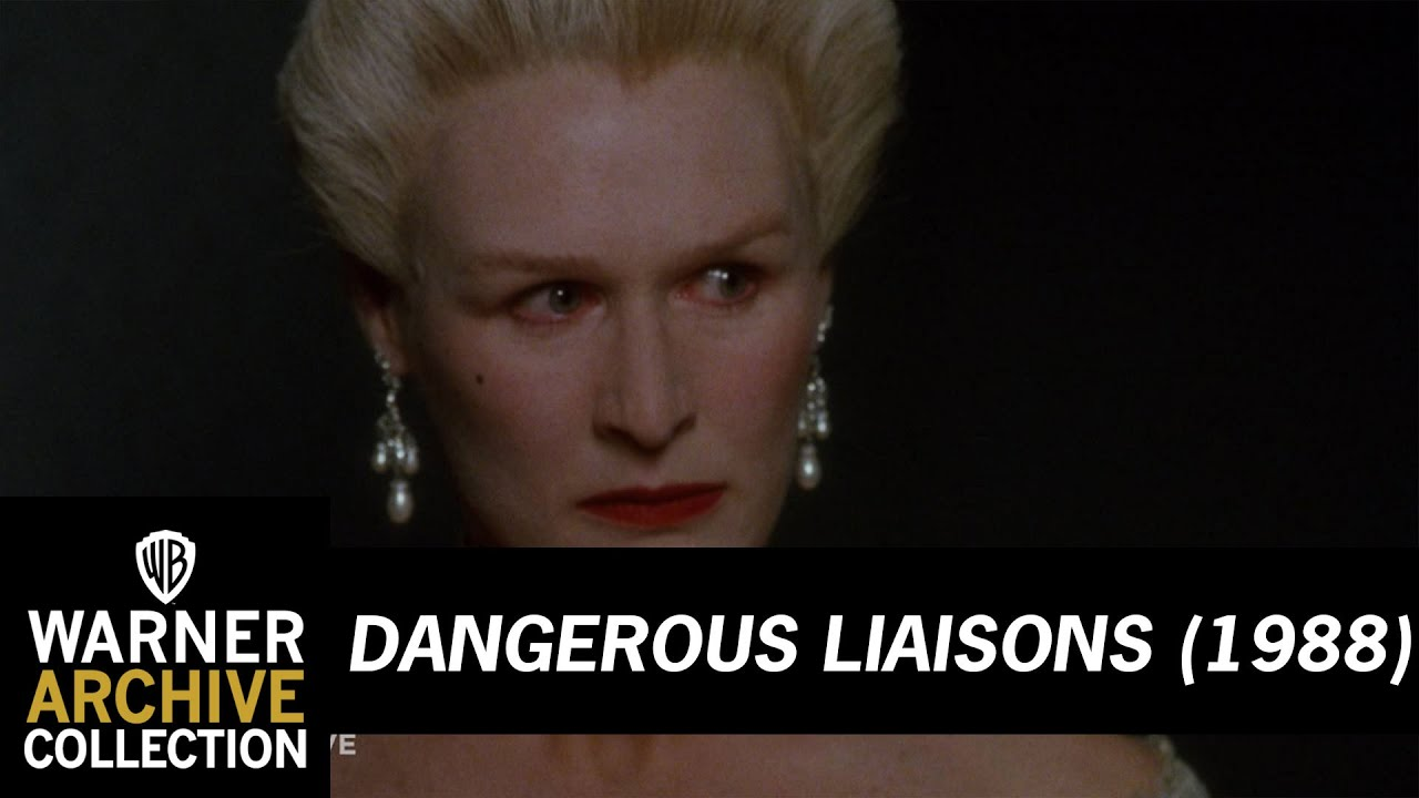 Image result for glenn close dangerous liaisons