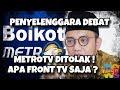 Penyelenggara Debat, Metro TV Ditolak, Front TV Saja !