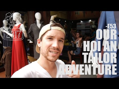 Hoi An, Vietnam | Suit fittings & beach days! | South East Asia Vlog E53