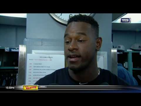 Luis Severino on his start against Chris Sale