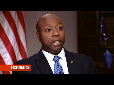 Sen. Tim Scott discusses Ben Carson, Steve Bannon