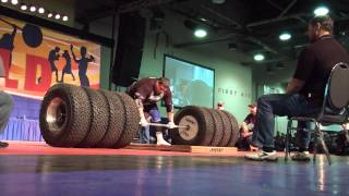 World Record Deadlift 1117 pounds Worlds Strongest Man