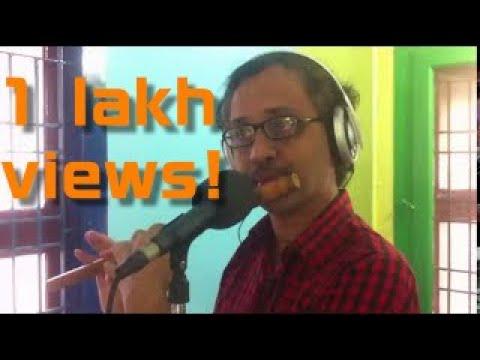 Amma Amma nee enge Amma flute cover by suren chennu
