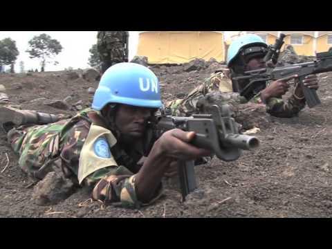 Congo War: Case study of Resolution 2098