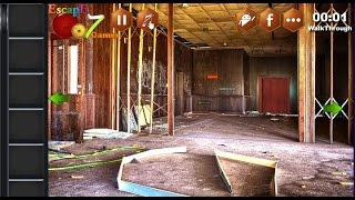 Escape From Abandoned Conference Centre walkthrough Escape 007 Games