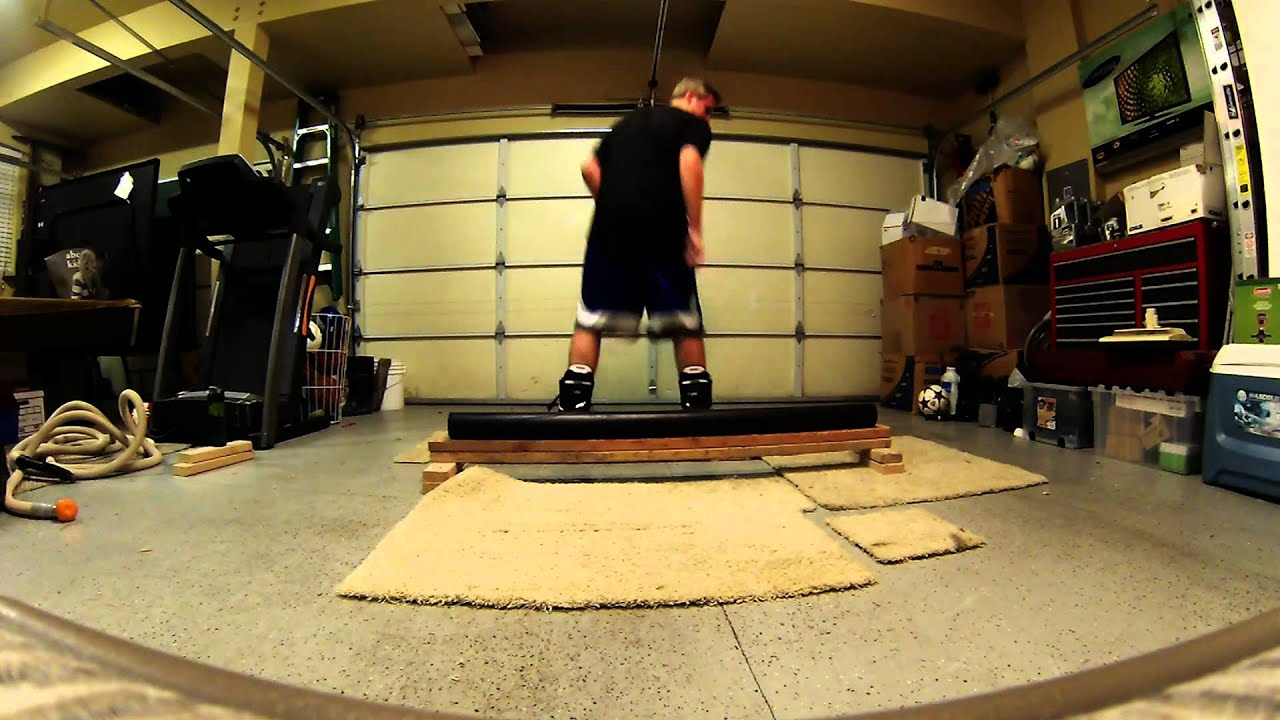 snowboard balance bar homemade youtube. Black Bedroom Furniture Sets. Home Design Ideas