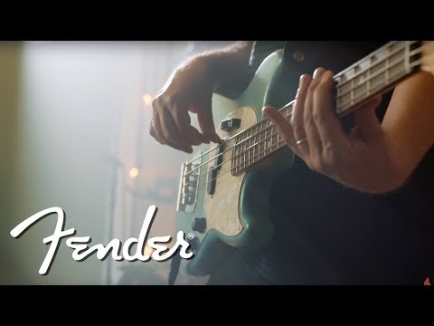 The JMJ Road Worn Mustang® Bass | Artist Signature Series | Fender