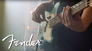 The JMJ Road Worn Mustang® Bass | Artist Signature Series | Fender