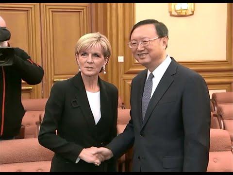China urges Australia to be impartial on South China Sea disputes
