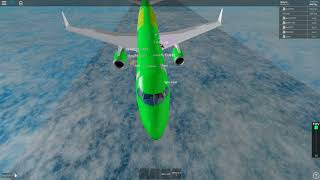 S7 Airlines - Flight Host - ROBLOX (Working)
