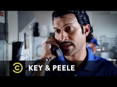 Key & Peele  Pizza Order