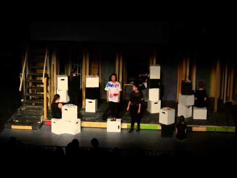 Mental Health Week - Grade 12 Drama Performance