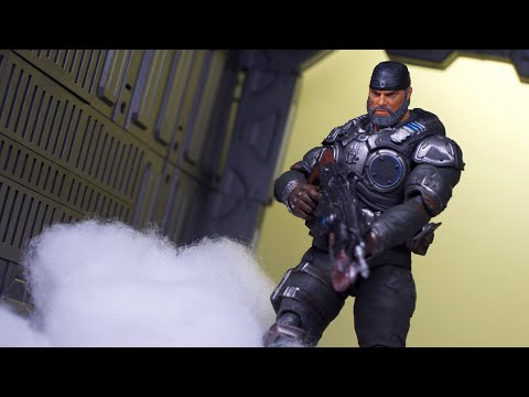 Storm Collectibles Gears Of War 5: Marcus Fenix Review