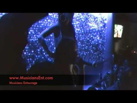 Lil Kim & Lil B Take Over Hollywood (Club M.E. Series)