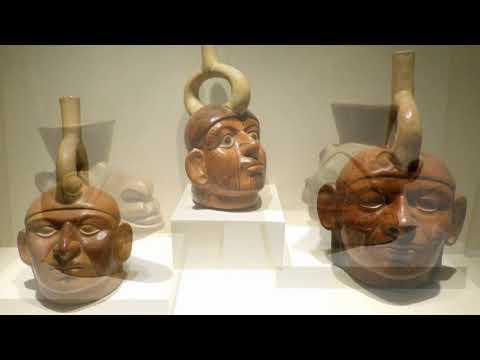 Peru Cusco pre-Columbian Art Museum