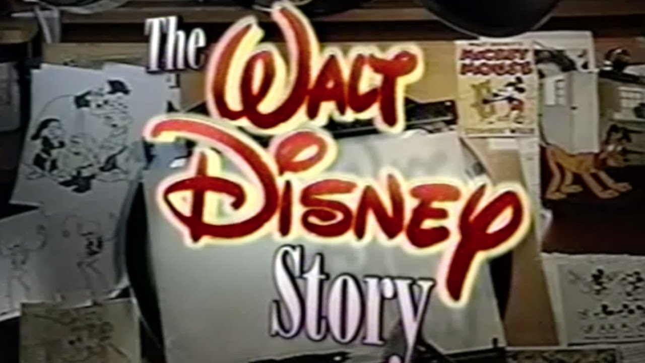 the story of walt disney pdf