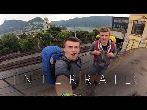 In 30 Tagen Durch Europa   Interrail Tour 2015